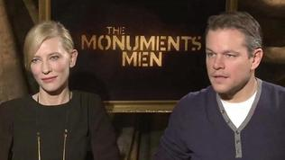 Exclusive: The Monuments Men - The Fandango Interview