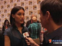 Exclusive: Twilight: Breaking Dawn - Julia Jones Comic-Con 2011