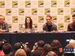 Exclusive: Twilight: Breaking Dawn - Panel Part 1 Comic-Con 2011