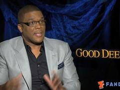 Exclusive: Tyler Perry's Good Deeds - The Fandango Interview