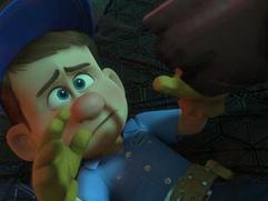 Exclusive: Wreck-It Ralph - Felix meets Sergeant Calhoun