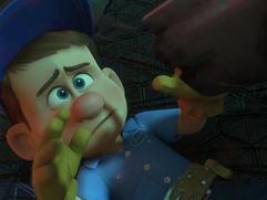 Exclusive: Wreck-It Ralph - Felix meets Sergeant Calhoun