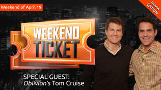 Weekend Ticket with Tom Cruise