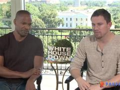 Exclusive: White House Down - The Fandango Interview