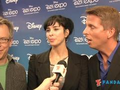 Exclusive: Wreck-It Ralph - Sarah Silverman, Jack McBrayer Interviews