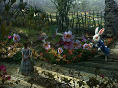 Alice in Wonderland: 3D