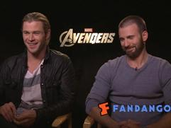 Exclusive: Marvel's The Avengers - The Fandango Interview