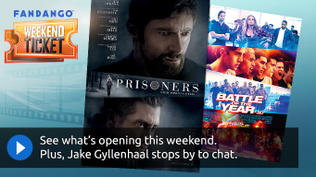 Weekend Ticket with Jake Gyllenhaal