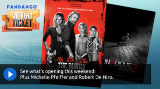 Weekend Ticket with Robert De Niro and Michelle Pfeiffer