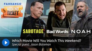 Weekend Ticket with Jason Bateman