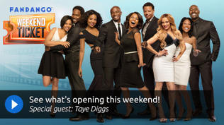 Weekend Ticket with Taye Diggs