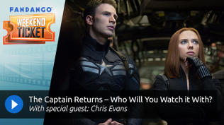 Weekend Ticket with Chris Evans