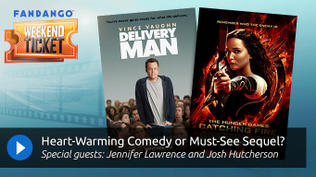 Weekend Ticket with Jennifer Lawrence and Josh Hutcherson