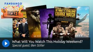 Weekend Ticket with Ben Stiller