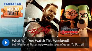 Weekend Ticket with Ty Burrell