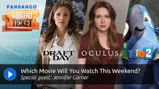 Weekend Ticket with Jennifer Garner