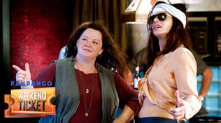 Weekend Ticket with Melissa McCarthy and Sandra Bullock