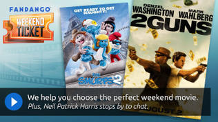 Fandango Weekend Ticket with Neil Patrick Harris