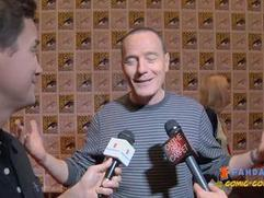 Exclusive: Total Recall - Bryan Cranston Comic-Con 2012