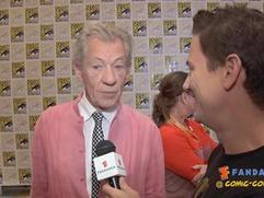 Exclusive: The Hobbit - Ian McKellen Comic-Con 2012
