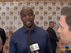 Exclusive: The Expendables 2 - Terry Crews Comic-Con 2012