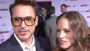 Exclusive: Iron Man 3 - Red Carpet Premiere