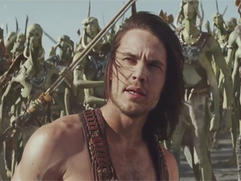John Carter (Trailer 2 Uk)
