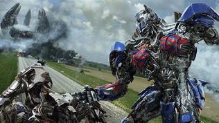 Transformers Ultimate Trailer Mash-Up