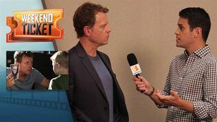 Weekend Ticket with Greg Kinnear