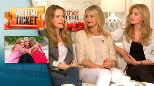 Weekend Ticket with 'The Other Woman' Cast