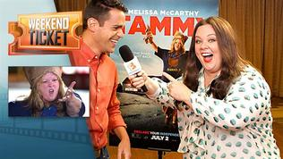 Weekend Ticket with Melissa McCarthy