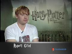 Exclusive: Harry Potter and the Deathly Hallows: Part 2 - Cast Interviews