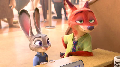 Zootopia: Sloth Trailer
