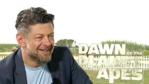 Weekend Ticket: Episode 70 - Andy Serkis