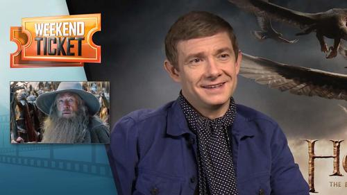Weekend Ticket: Episode 93 - Martin Freeman