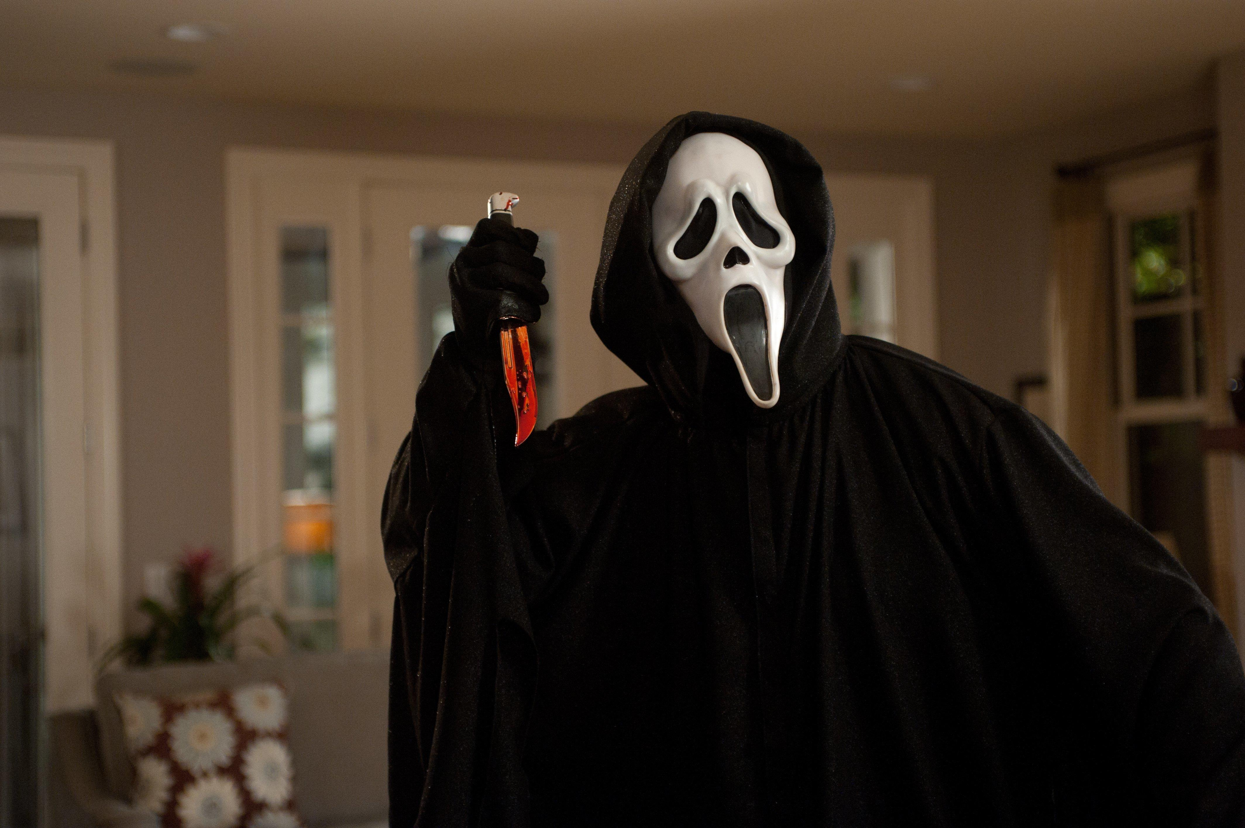 Top 10 Reborn Characters Ghostface Scream