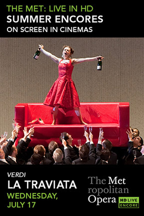 La Traviata Met Summer Encore