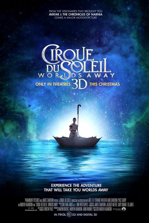 Cirque du Soleil: Worlds Away