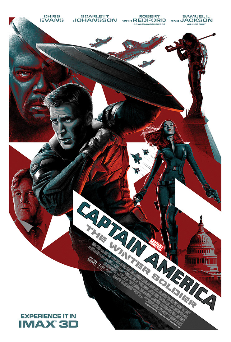 Marvel&#39s Captain America: The Winter Soldier