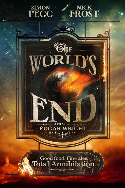 The World&#39s End