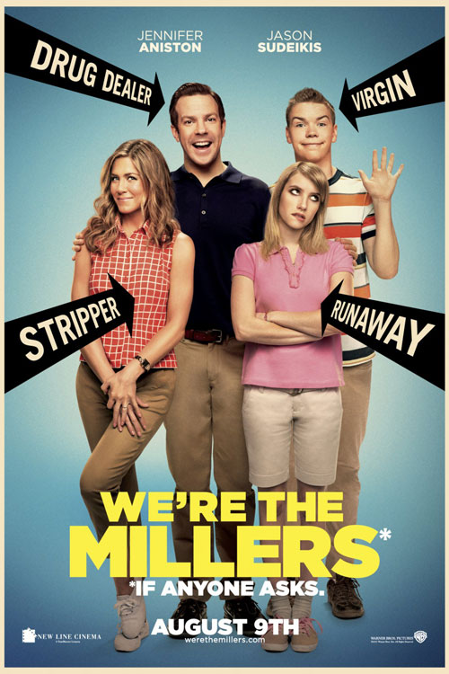We&#39re the Millers