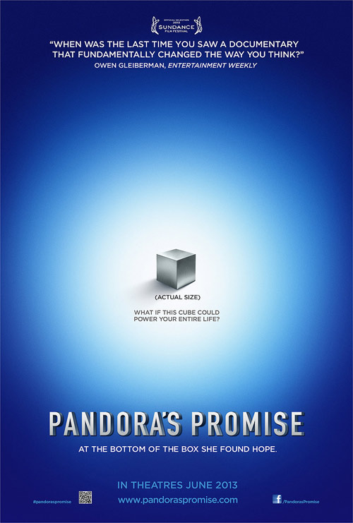 Pandora&#39s Promise