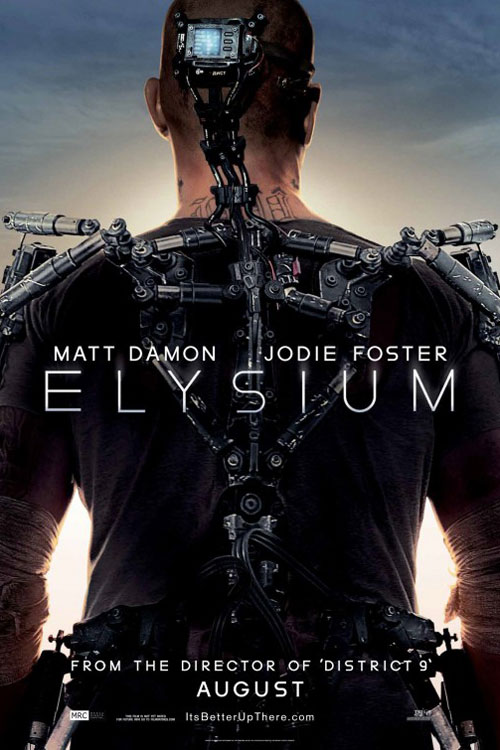 Elysium: The IMAX Experience