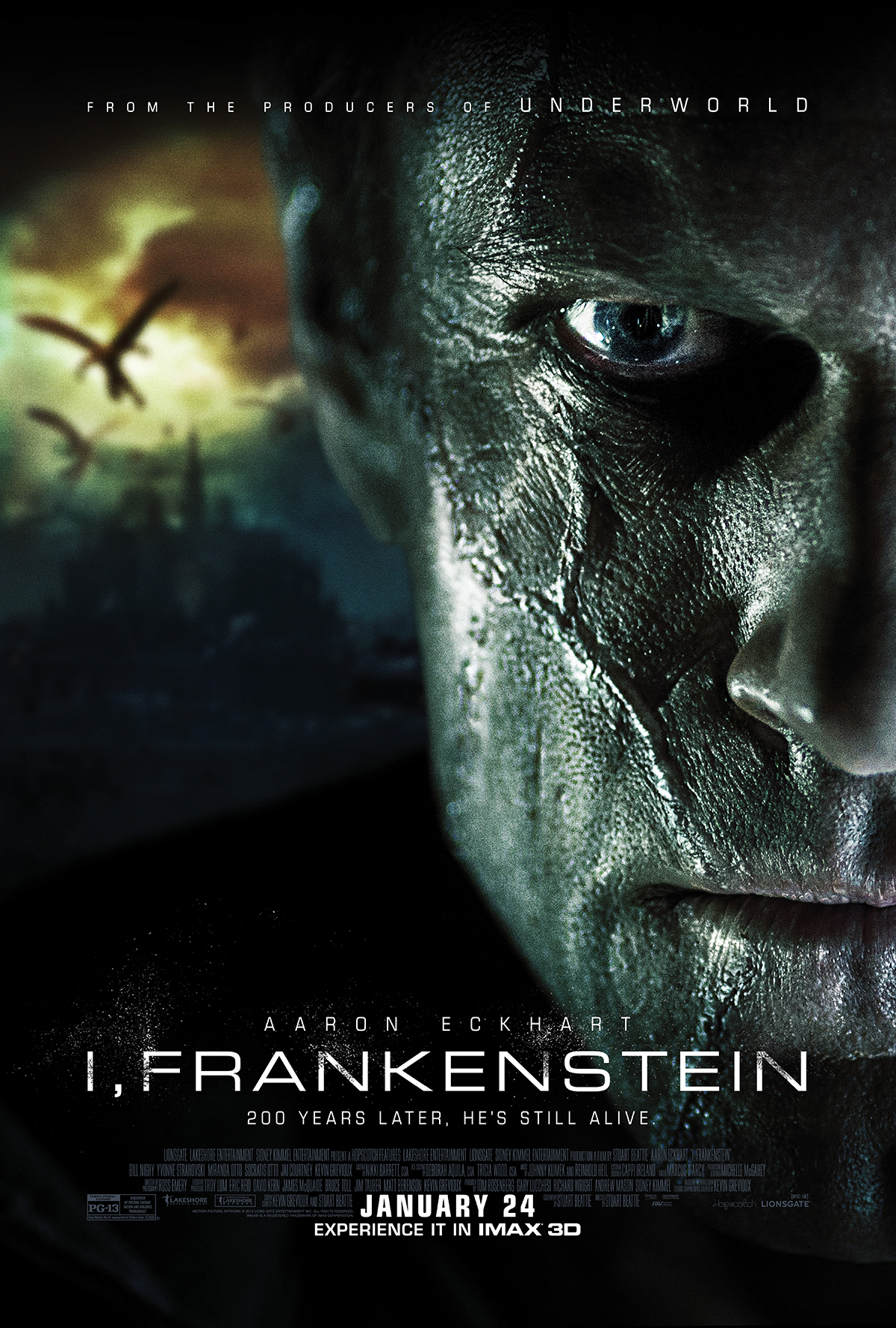 I, Frankenstein: An IMAX 3D Experience
