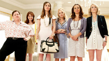 A scene from 'Bridesmaids'