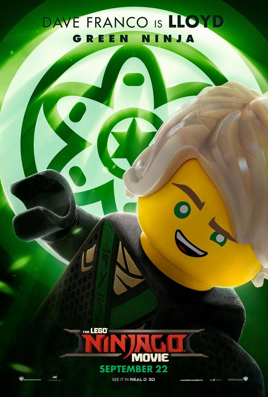 The Lego Ninjago Movie Lloud