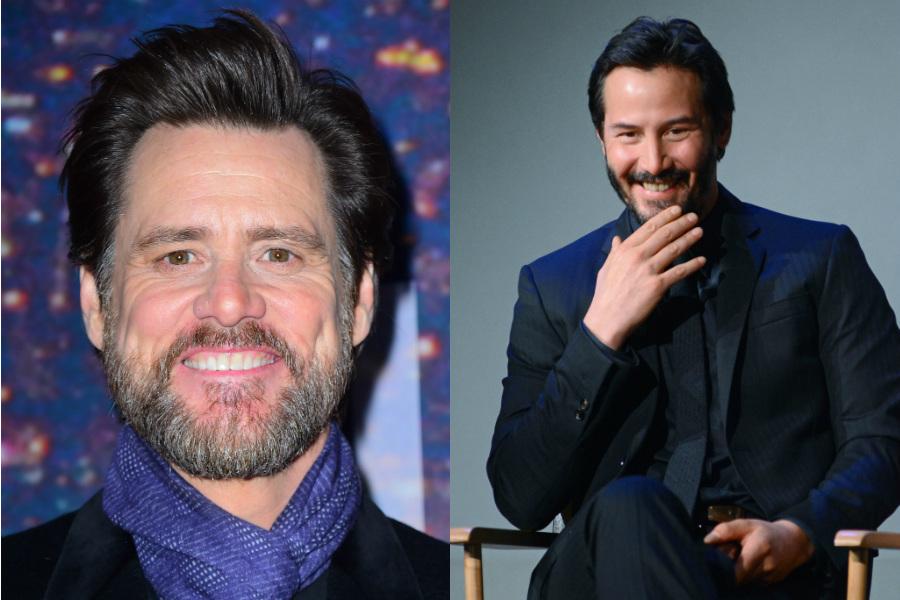 Jim Carrey / Keanu Reeves