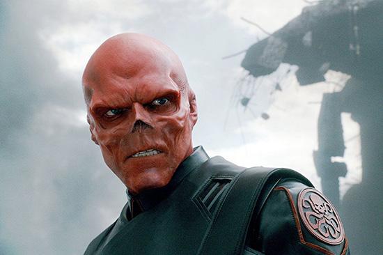 Captain America, The Red Skull
