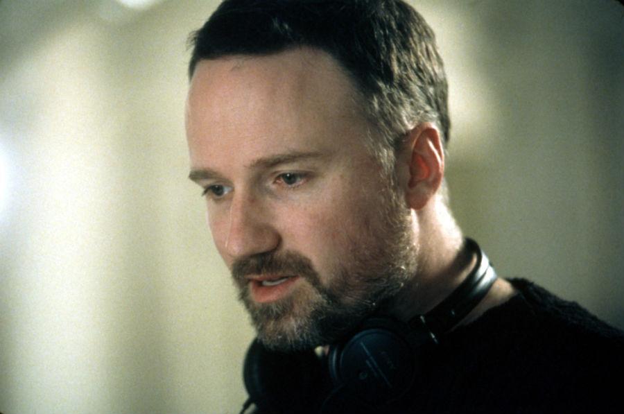 David Fincher, directing Panic Room