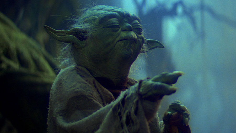 Star Wars: The Empire Strikes Back Yoda